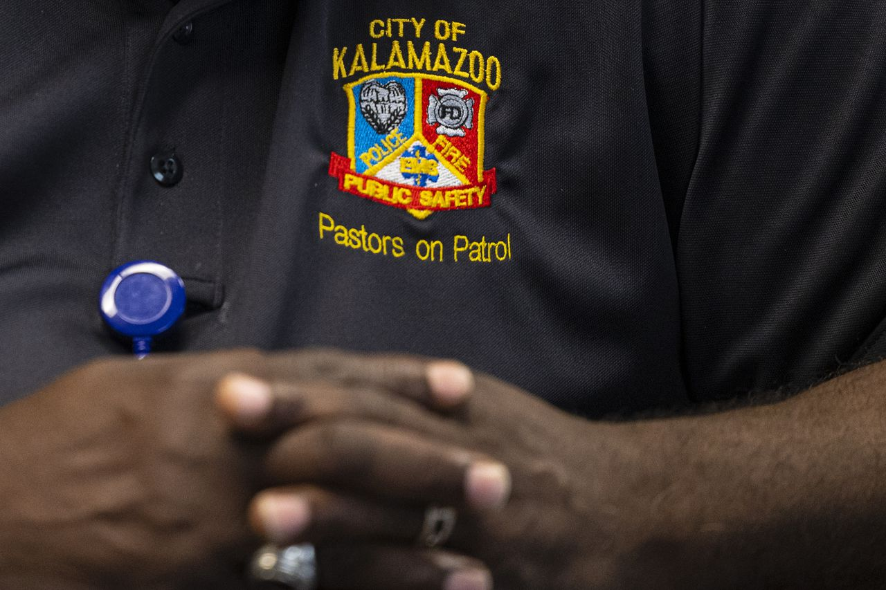 Pastors patrol with police in Kalamazoo to de-escalate, build relationships