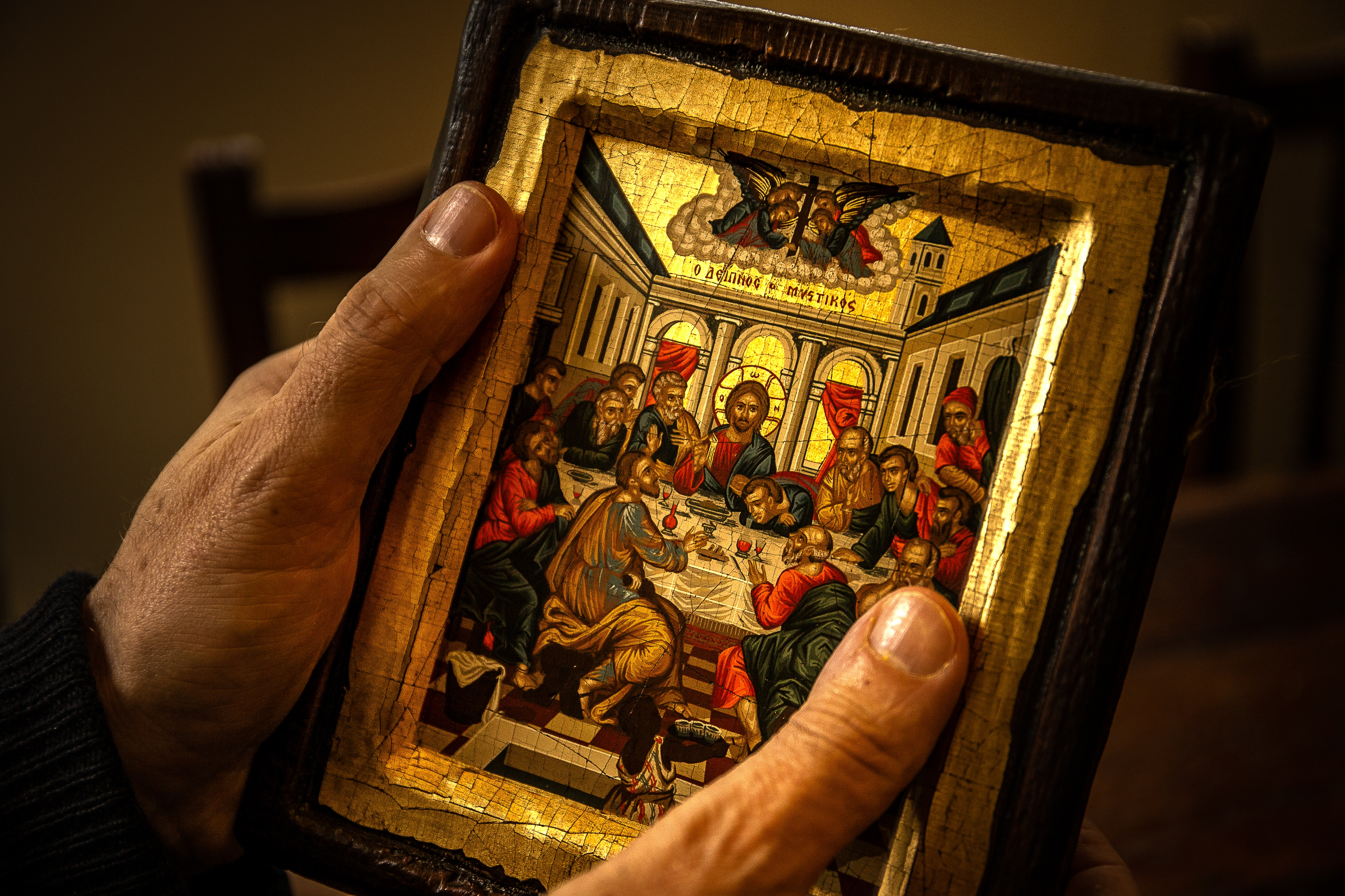 Easter's Holy Saturday, a Uniquely Greek Orthodox Celebration