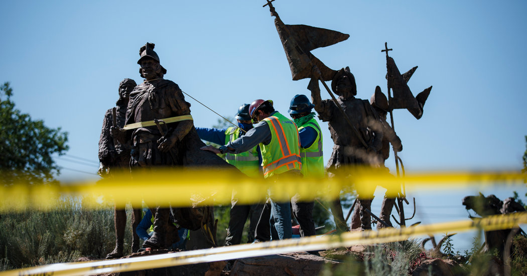 Reconsidering the Past, One Statue at a Time