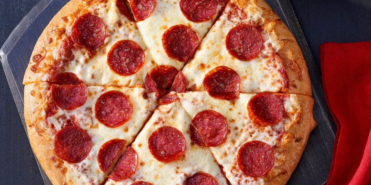Gluten-Free Pizza From This Classic Brand Is Finally Here