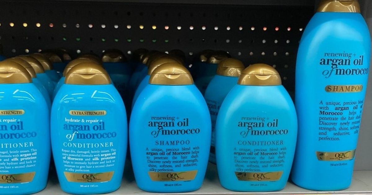 OGX Shampoos & Conditioners Only $4 Shipped on Amazon (Regularly $8)