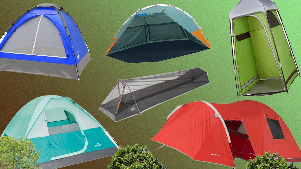 Under a Hundo: The Best Camping Tents for Under $100