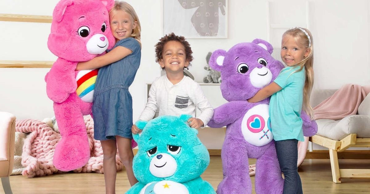 LARGE Care Bears Plush Only $19.99 Shipped on Costco.com (Regularly $35)