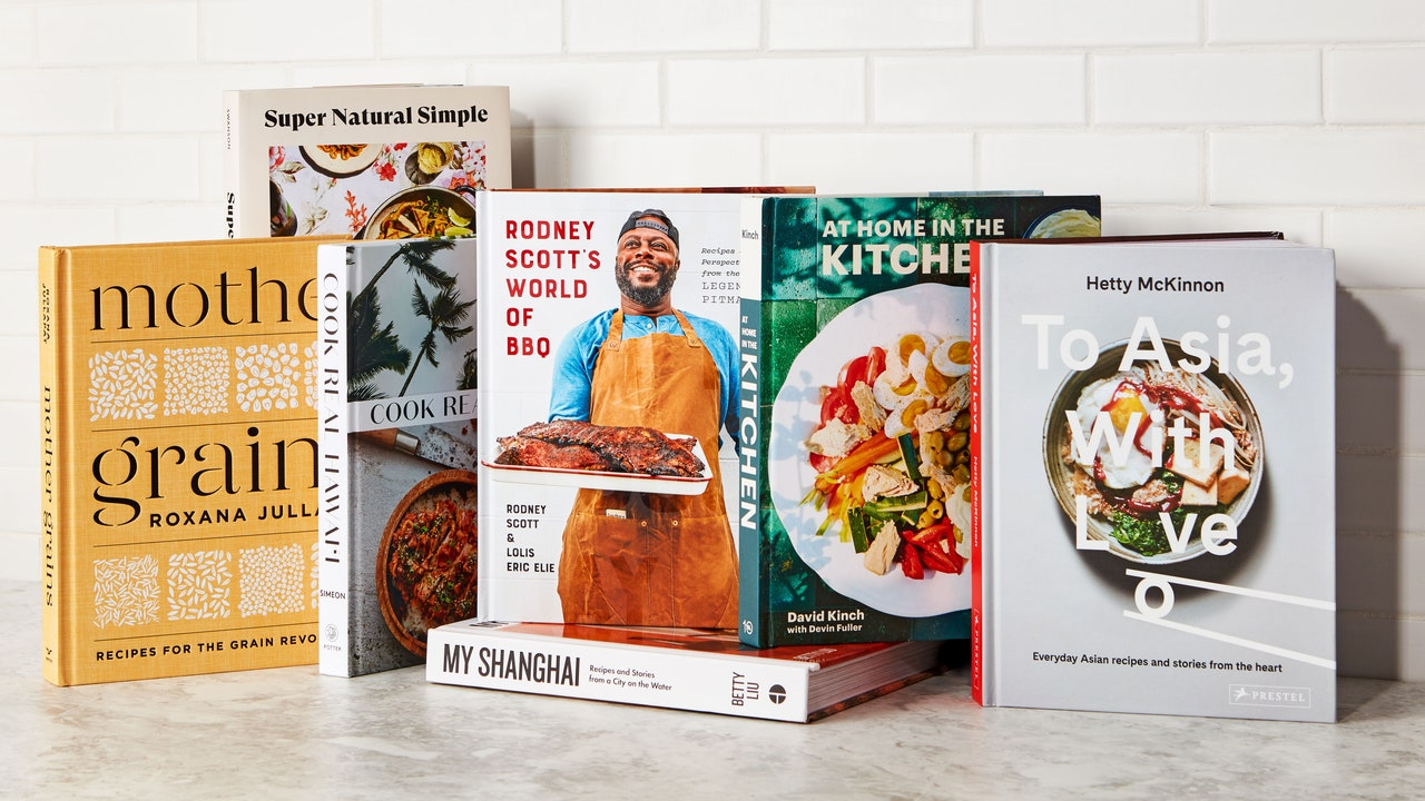 The 11 Best New Cookbooks of Spring 2021