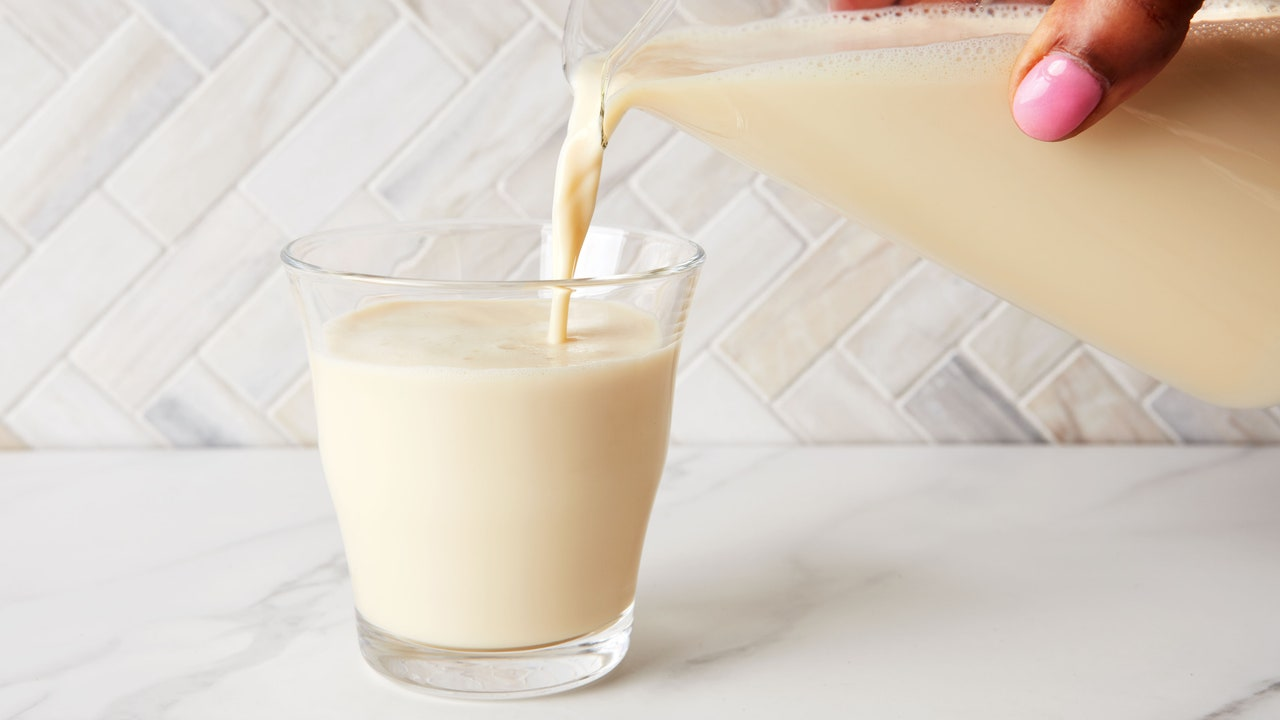 Soy Milk Is Better Fresh. Here's How to Make It Yourself