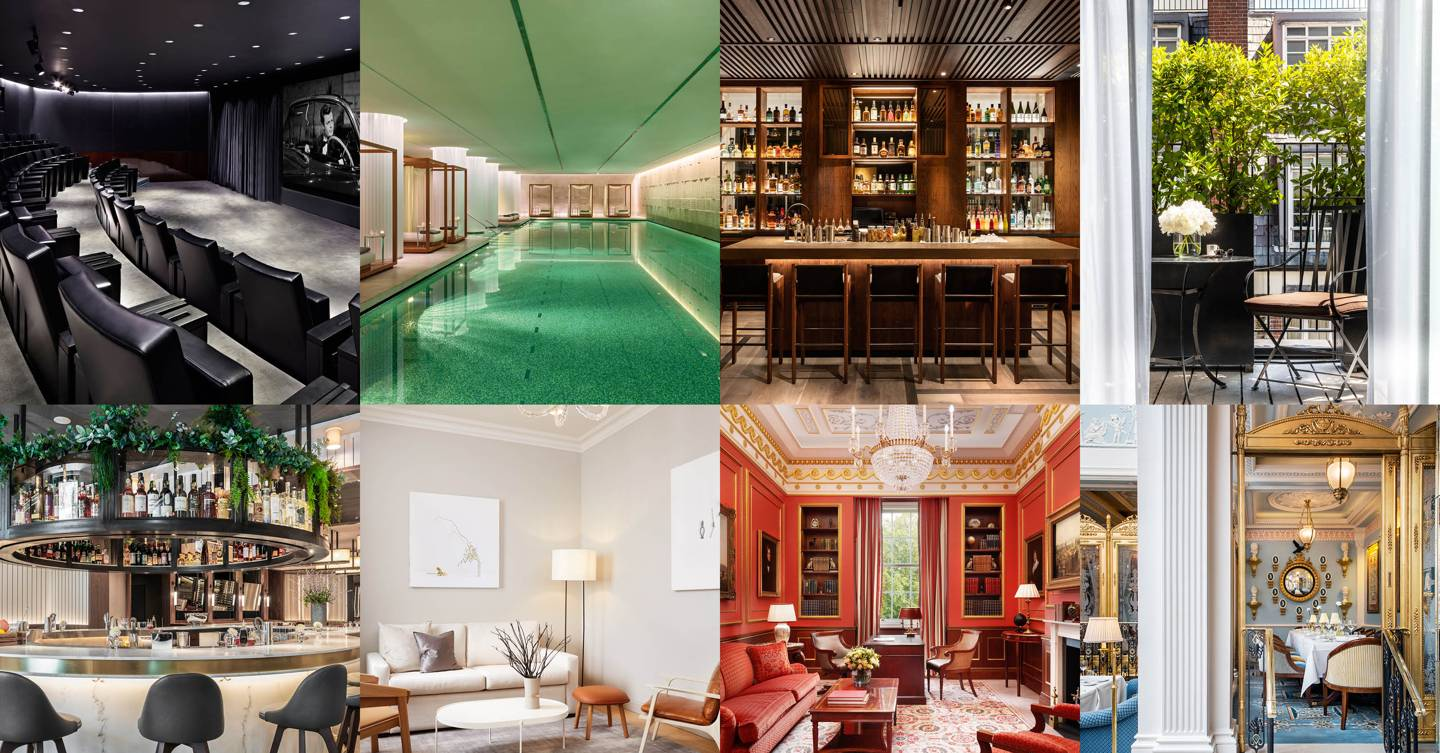 The Best London Staycations Right Now