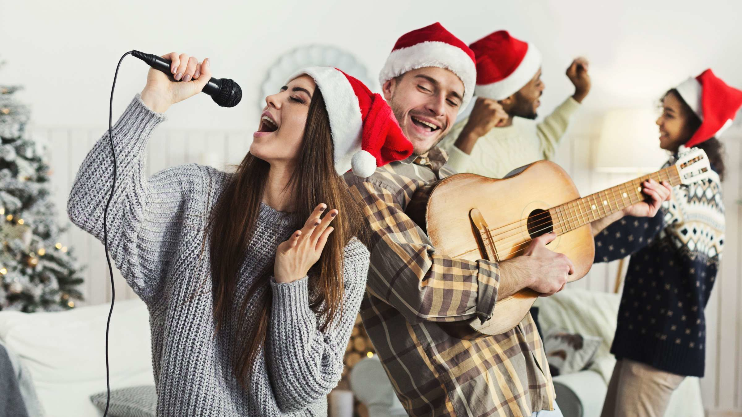 Finish the Verse to the Holiday Song