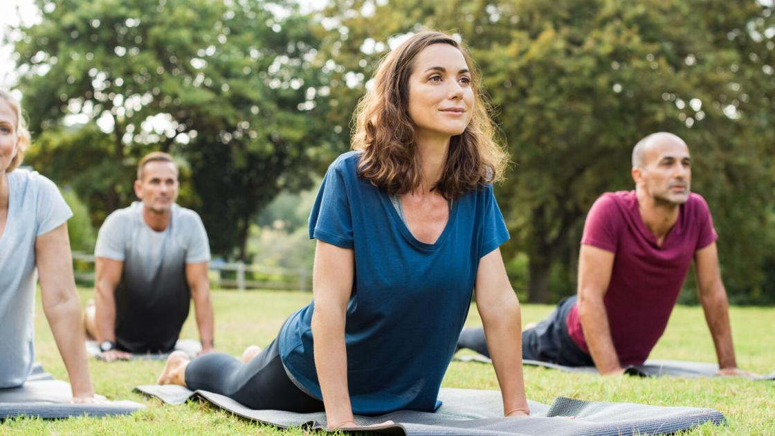 'Bringing Healthy To You' makes getting active easy