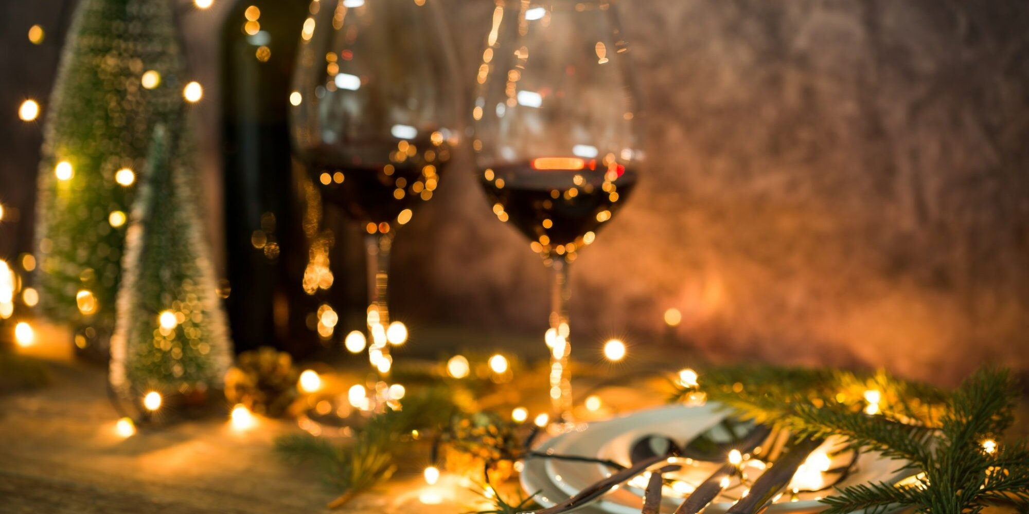 5 Special Christmas Menus for Two