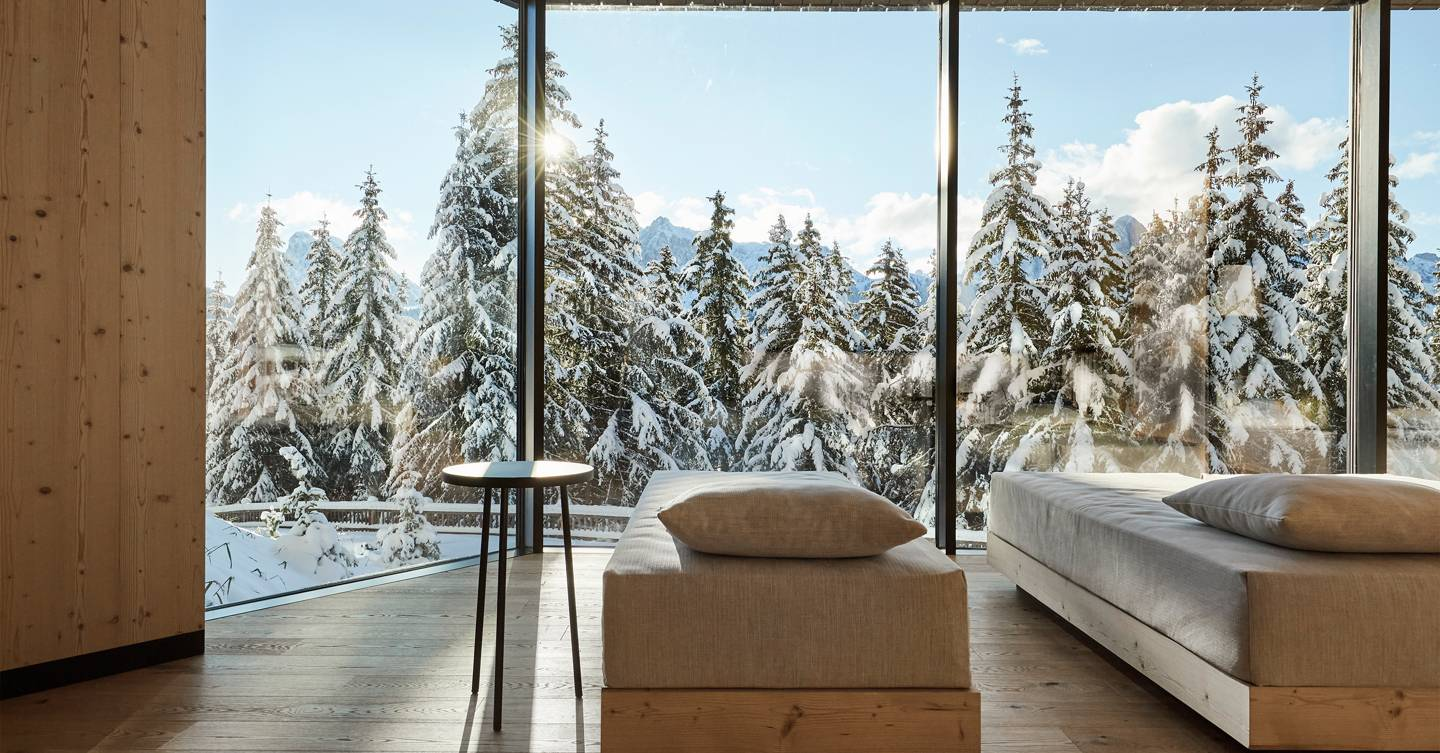 Forestis Dolomites, South Tyrol: a regenerative and sustainably minded break in the mountains