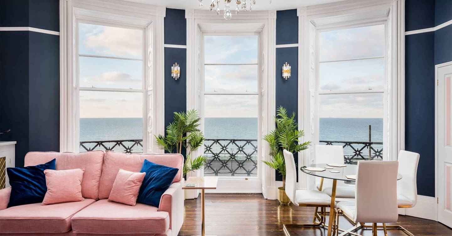 The best Airbnbs in Brighton