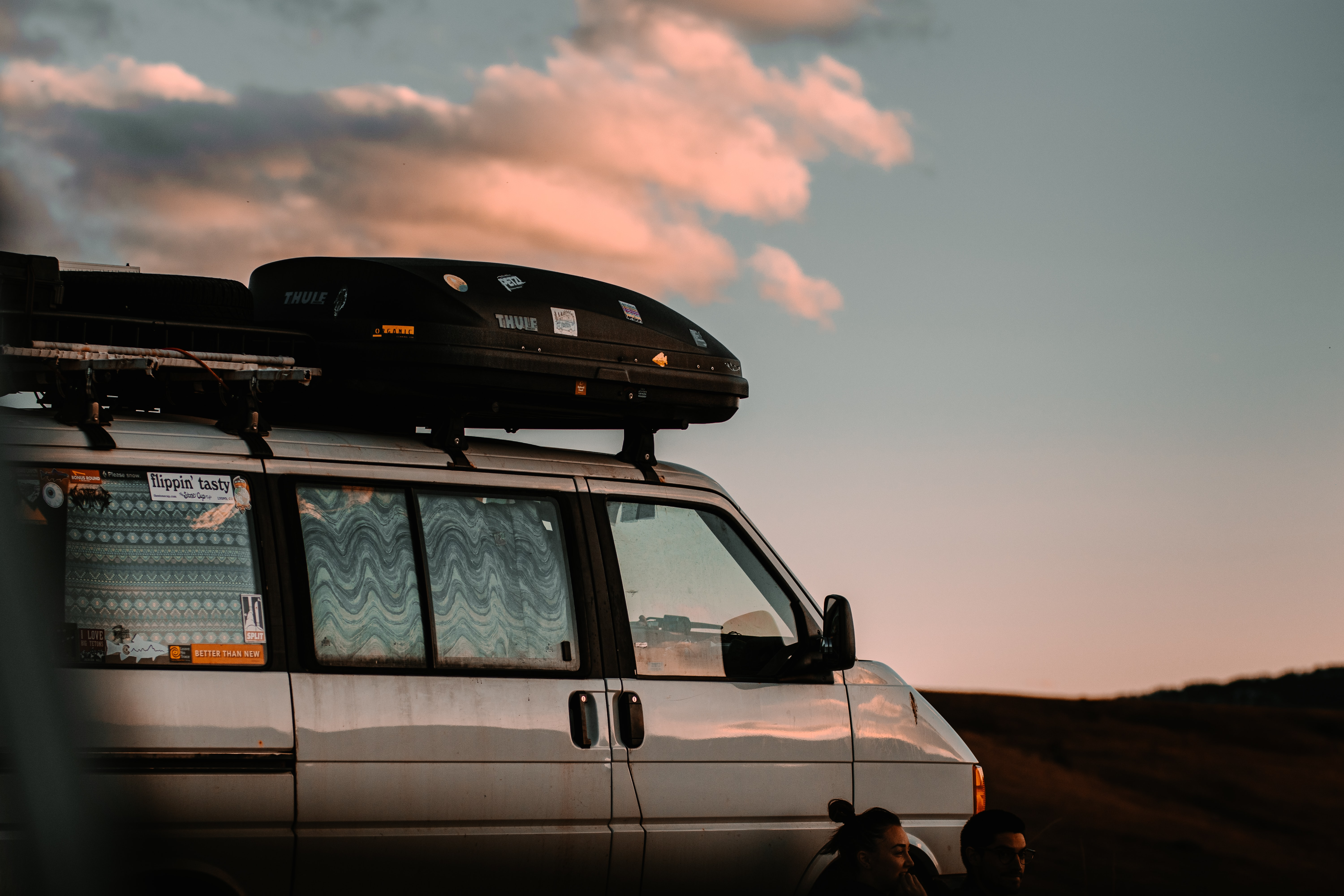 No Roof Rack? Pssh, No Problem, Says Sea to Summit's Inflatable Rack