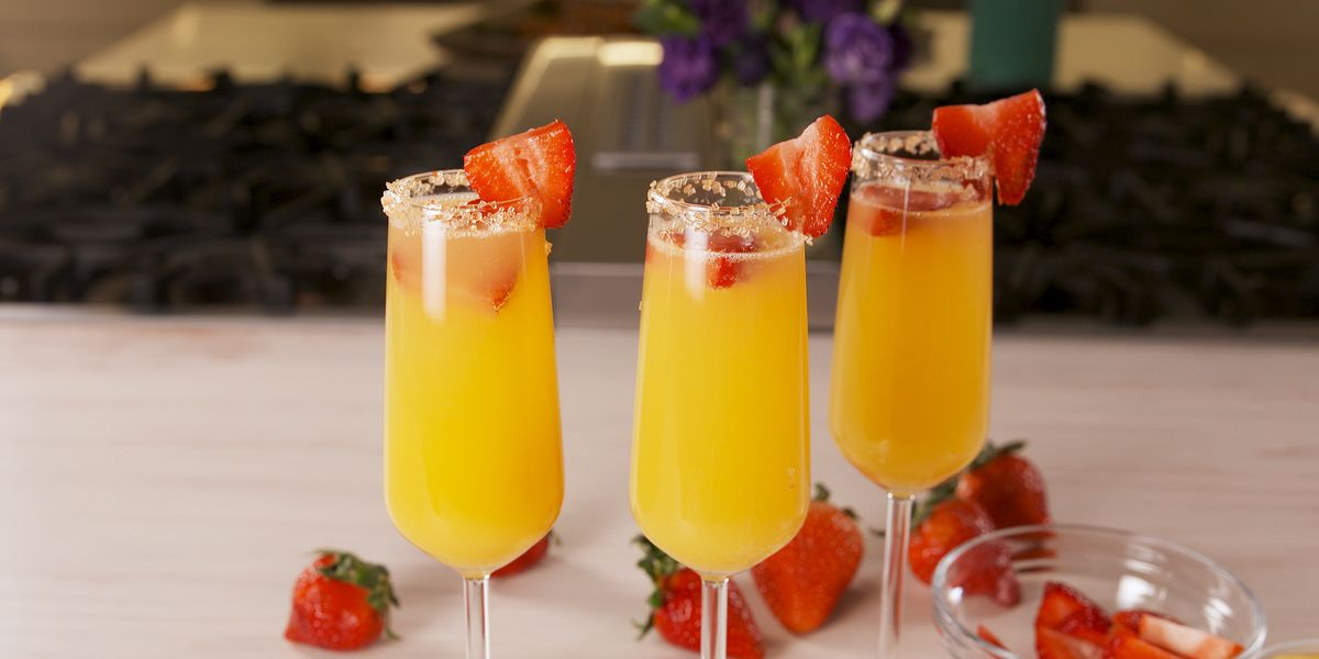 Best Easter Champagne- How To Make Easter Champagne