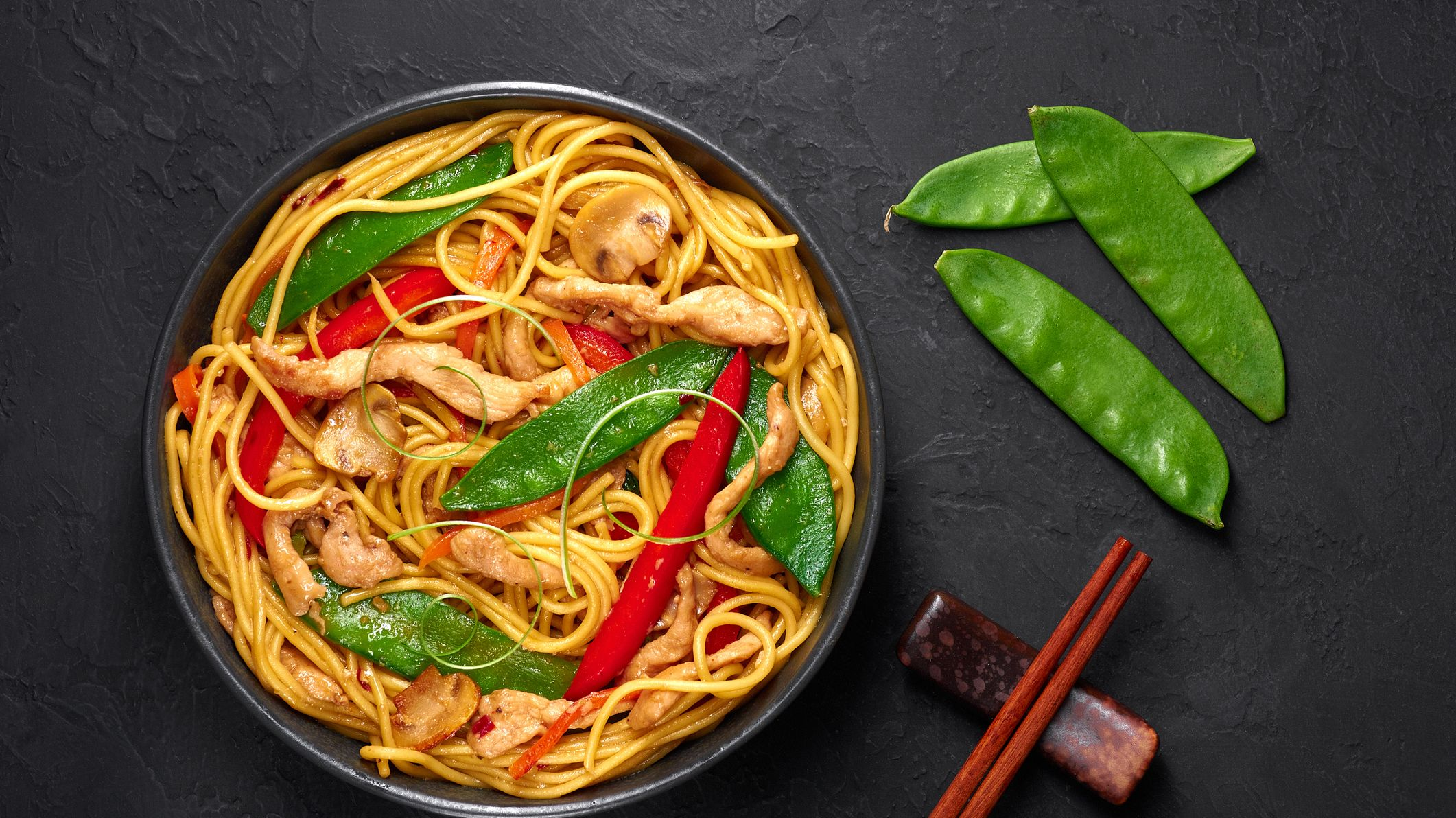 Chow Mein vs. Lo Mein: What's the Difference?