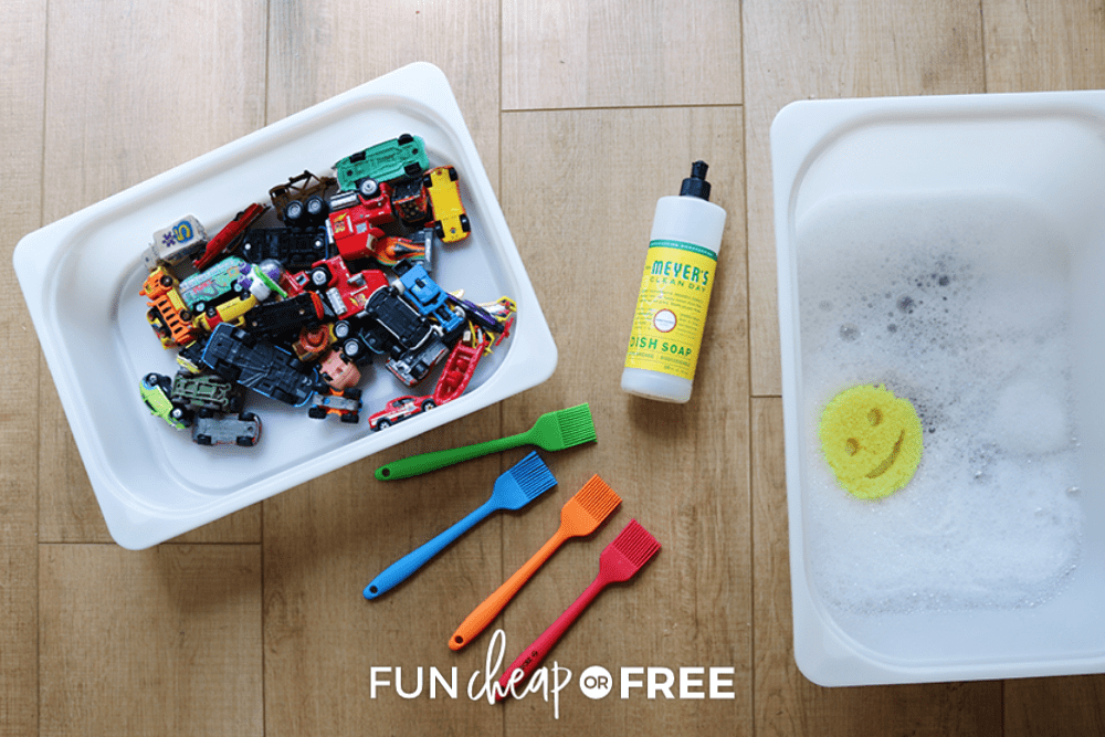 Cheap, Easy & FUN Things To Do With Kids