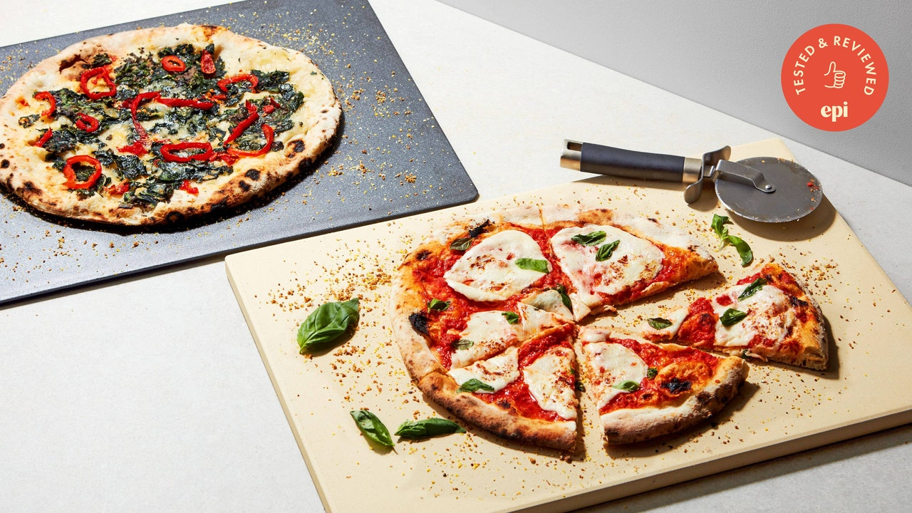 The Best Pizza Stone and Baking Steel in 2021 for Crispy, Blistered Crusts Like the Pros Make