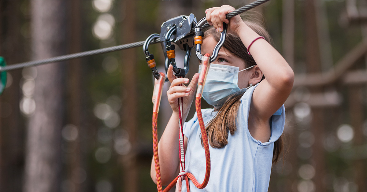 Sending Kids to Summer Camp? We Talked to Experts About COVID-19 Risks