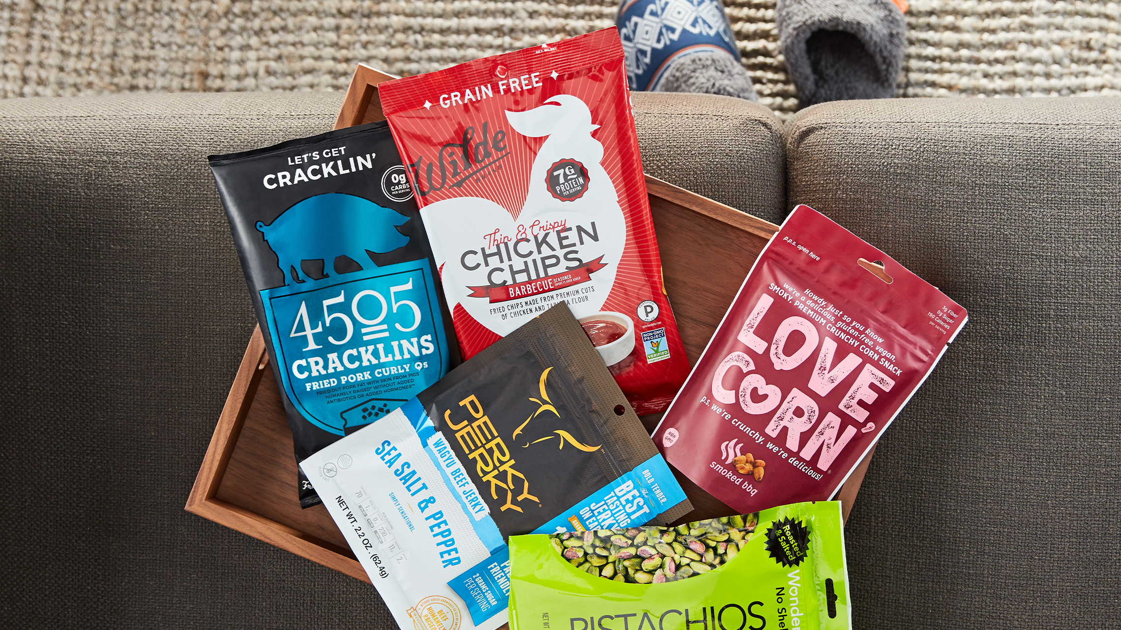 Our Favorite Snacks for Winter Couching