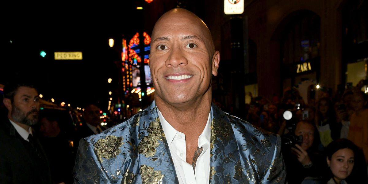 The Rock Shared His 'Breakfast Of Champions' To Cut Weight For Black Adam