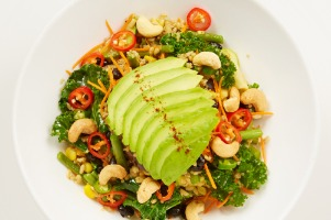 Growing appetites develop for healthy eating