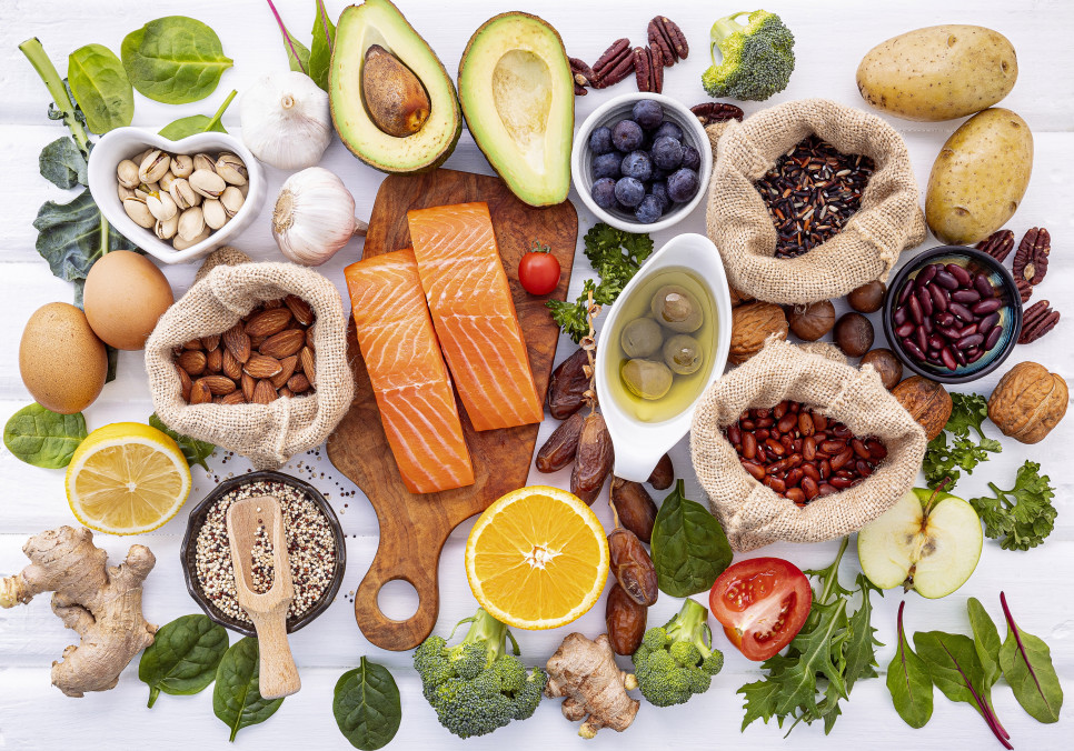 Create Healthy Meals With Anti-Inflammatory Foods