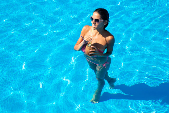 How Much Would it Cost to Fill a Swimming Pool With Booze? Has Anyone Ever Actually Done This?