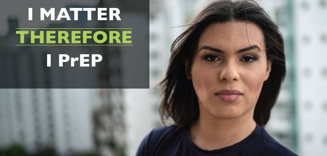 """""""I Matter Therefore I PrEP"""" to Prevent HIV Among Latinos and Black Americans"""