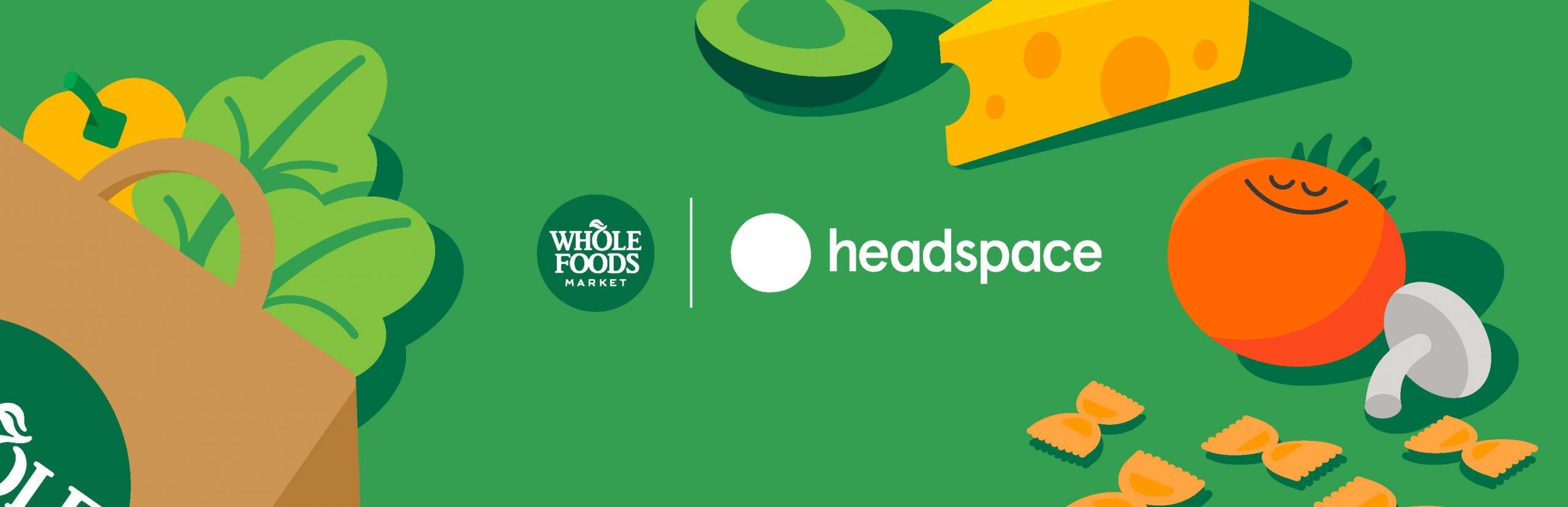 Whole Foods Market and Headspace team up to support well-being