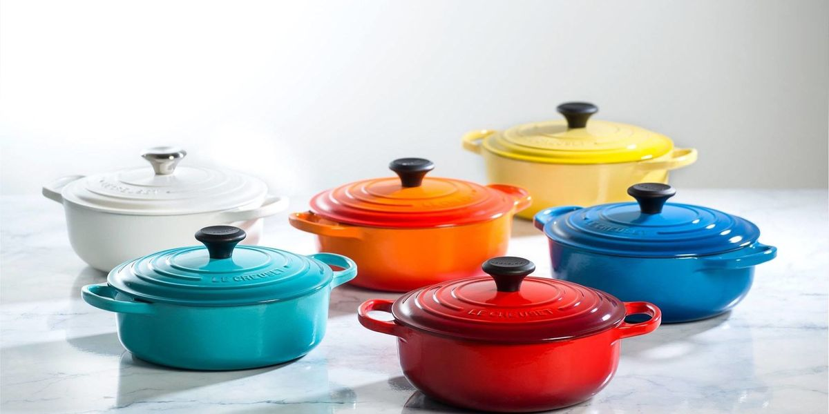 Things You Should Know Before Buying Le Creuset Cookware