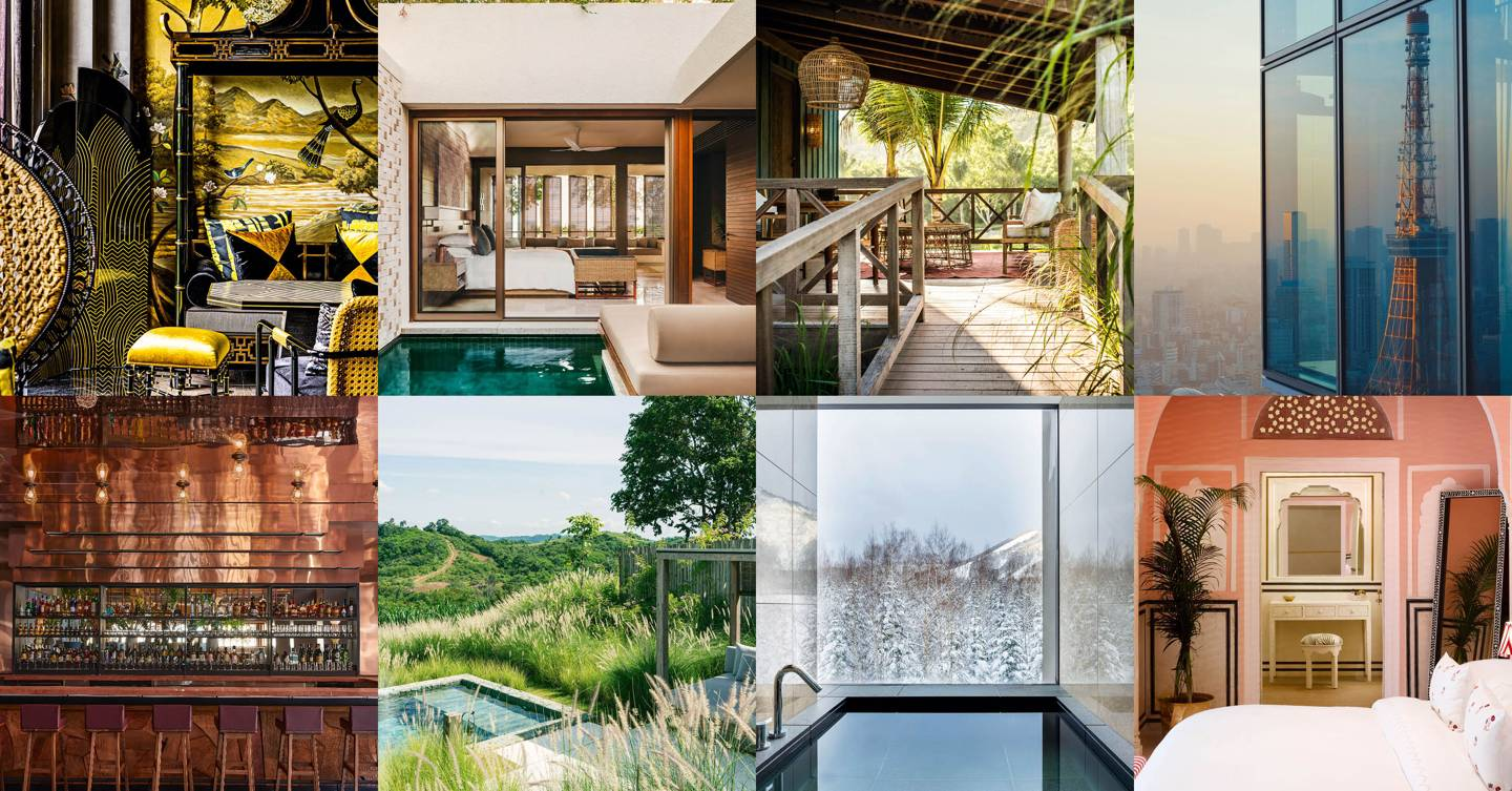 The best new hotels in Asia: The Hot List 2021