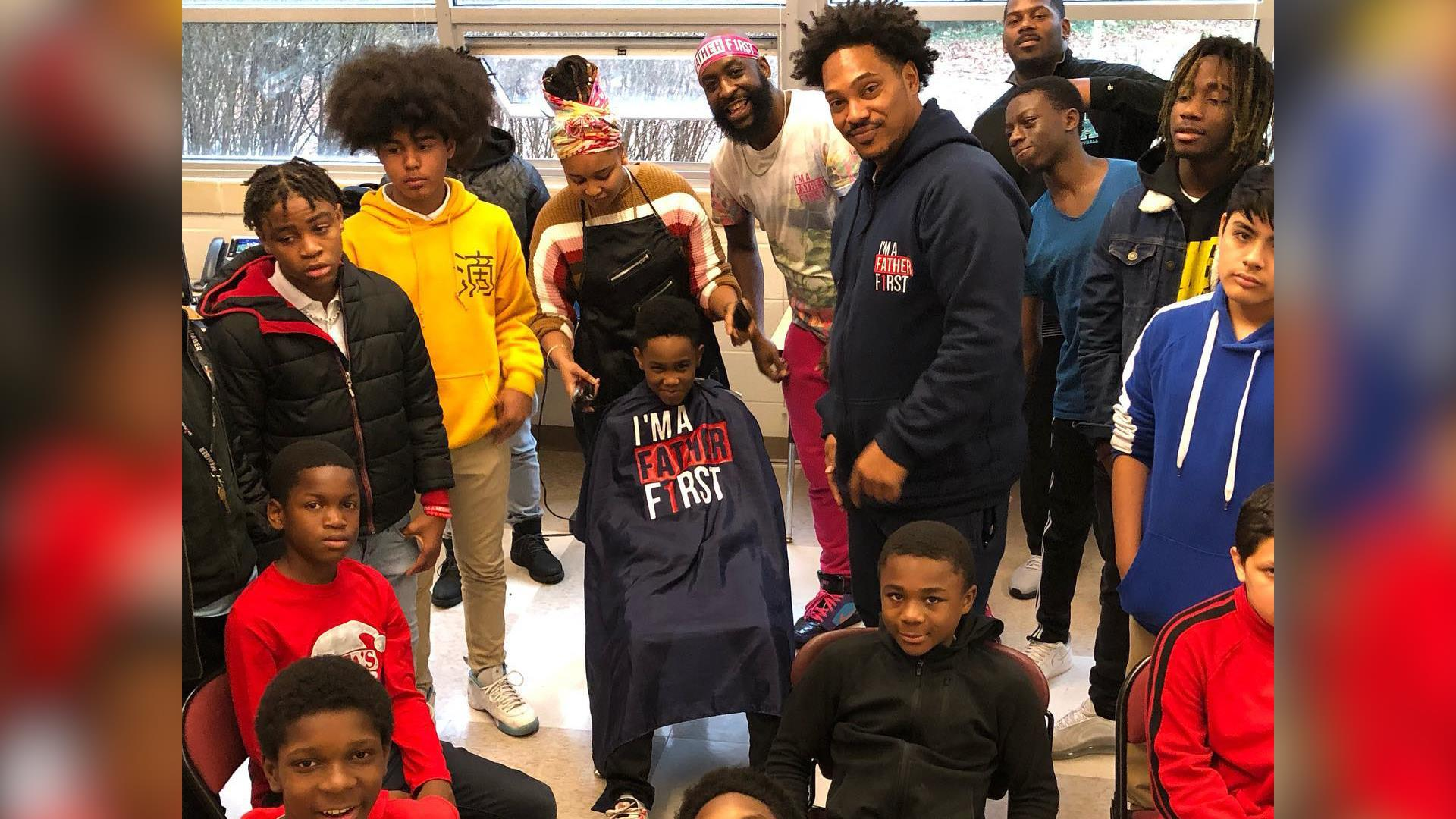 I'm a Father F1rst: Atlanta dads start movement to help fatherless homes