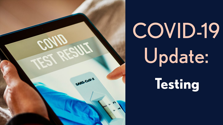 New Initiative Puts At-Home Testing to Work in the Fight Against COVID-19