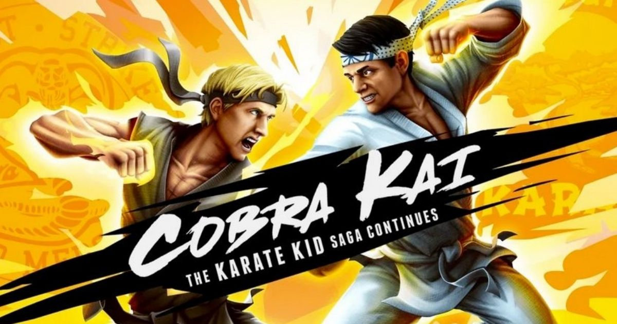 Cobra Kai: The Karate Kid Saga Continues Video Game Only $14.99 on GameStop.com (Regularly $40)
