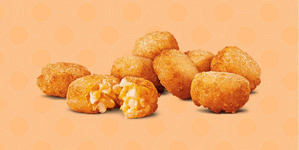 Burger King Is Bringing Back Cheesy Tots And We're Ecstatic