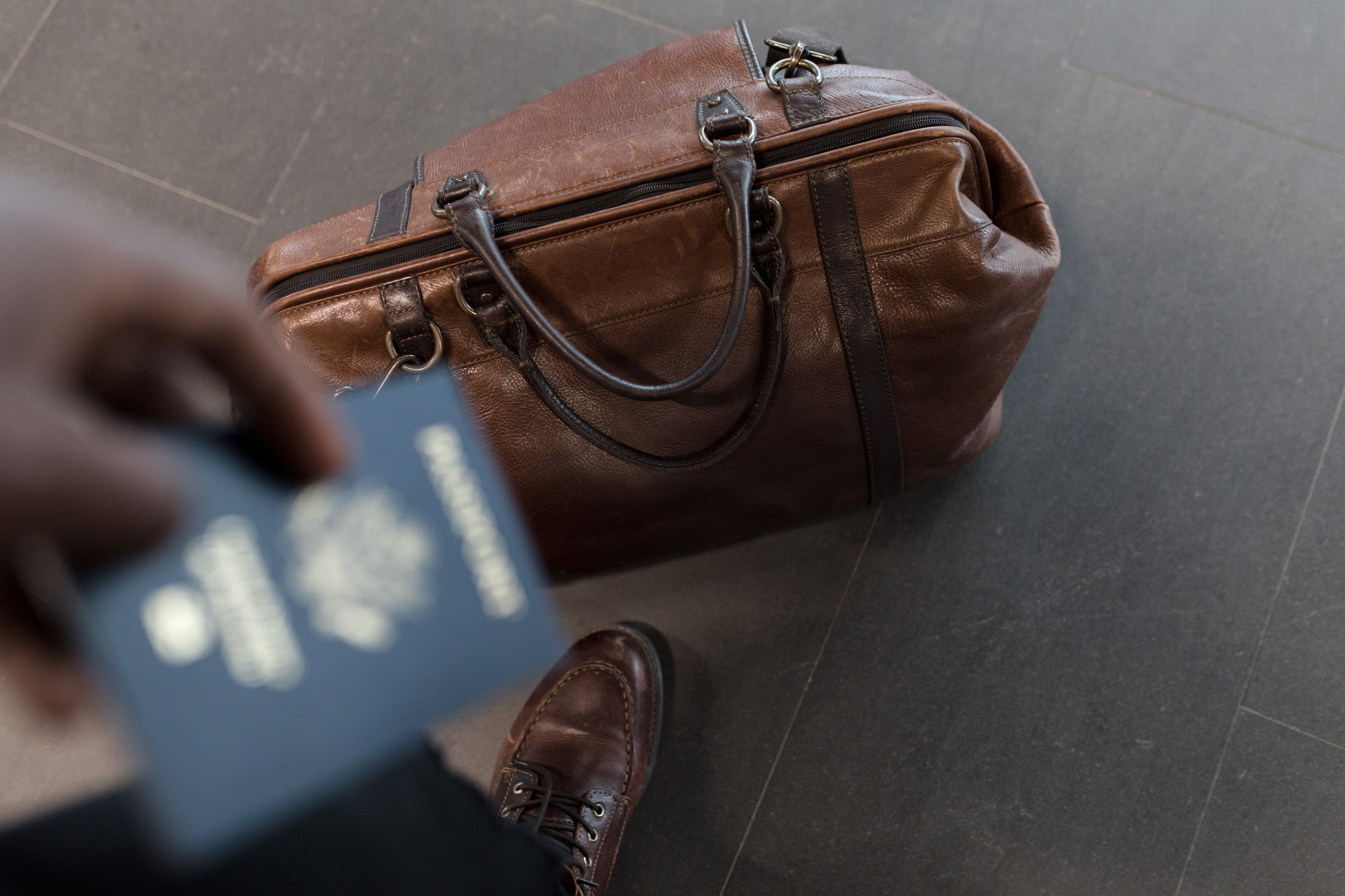 Remove All Old Baggage Tags (Including Bar Code Stubs) To Avoid Lost Or Delayed Luggage