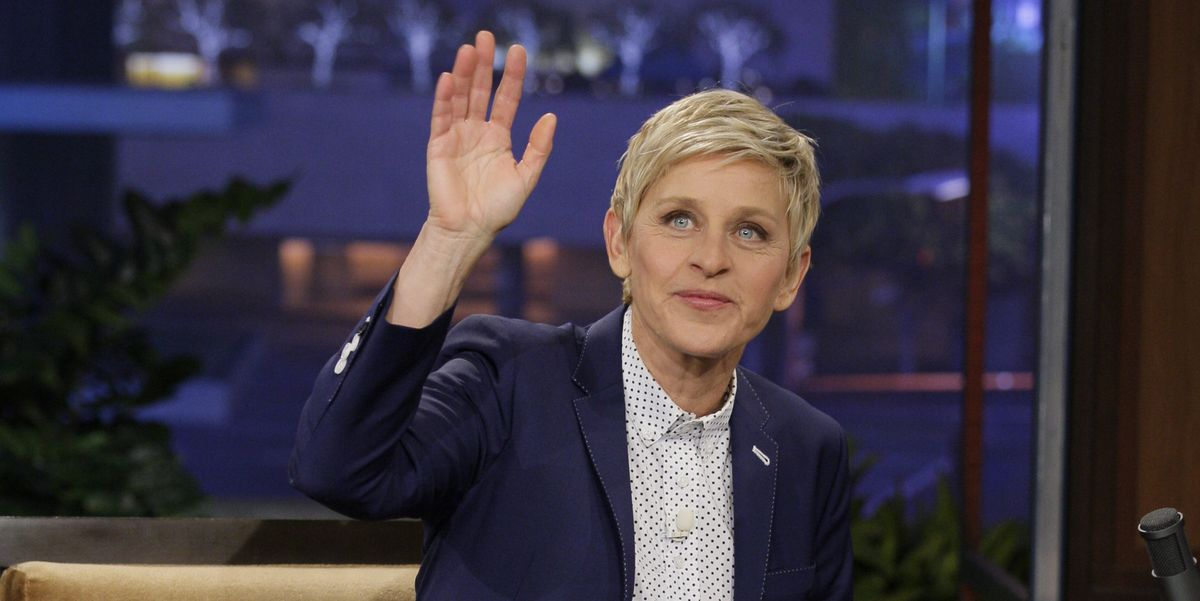 Ellen DeGeneres Says She Drank 3 'Weed Drinks' Before Taking Her Wife To The Hospital