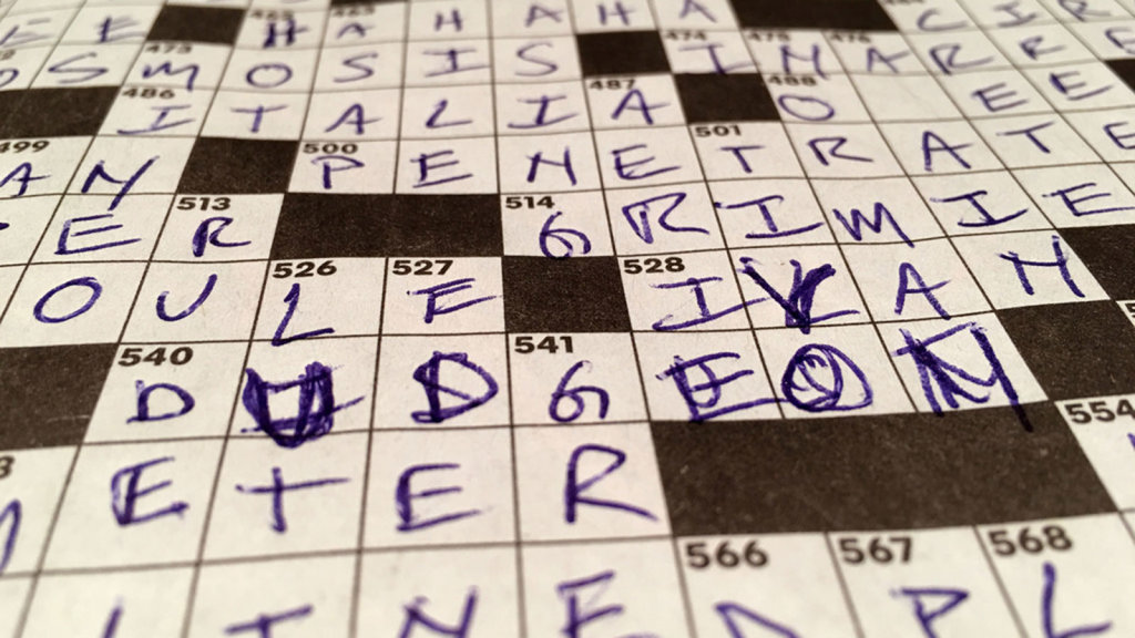 The New York Times Crossword Puzzle Still Stumps After 80 Years