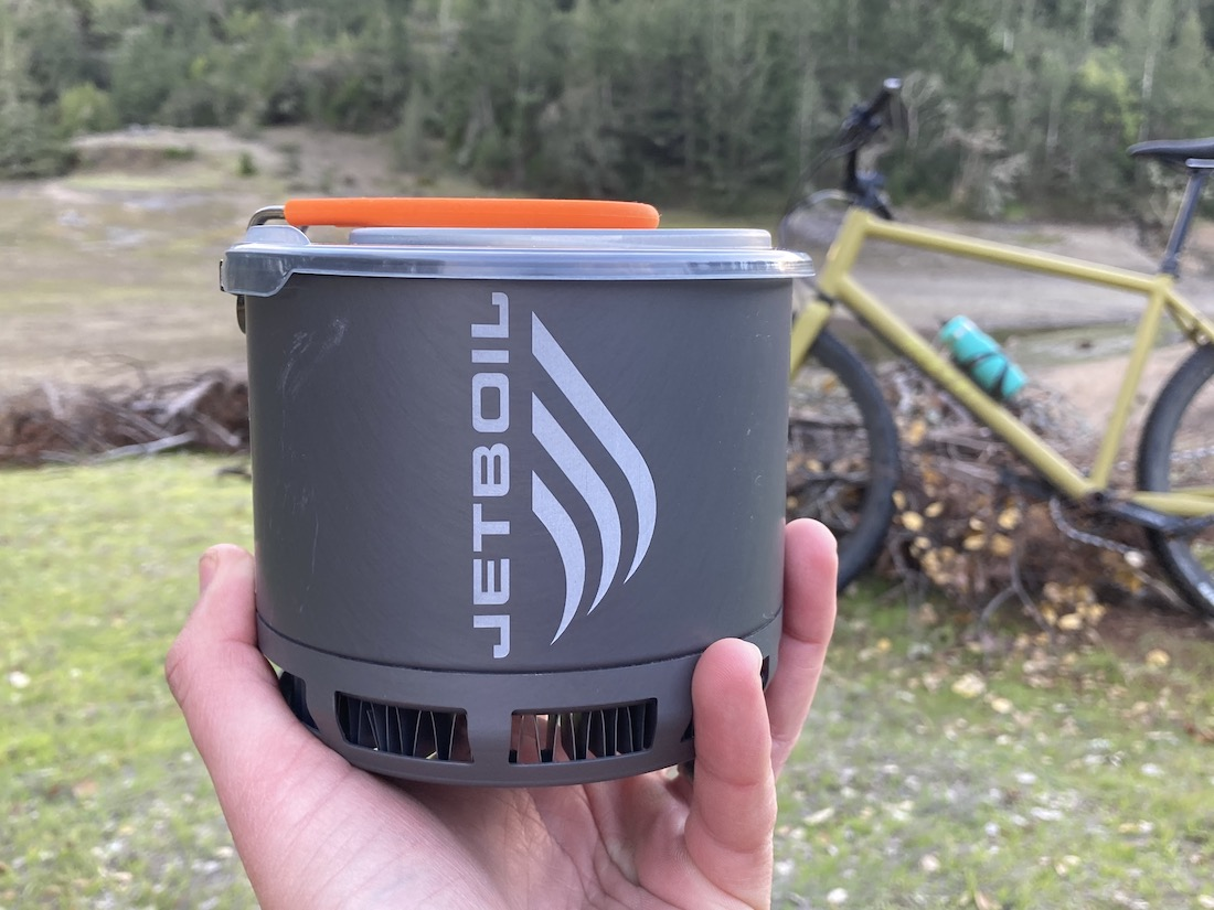 Is the All-New Ultralight Jetboil Stash Ultranecessary?