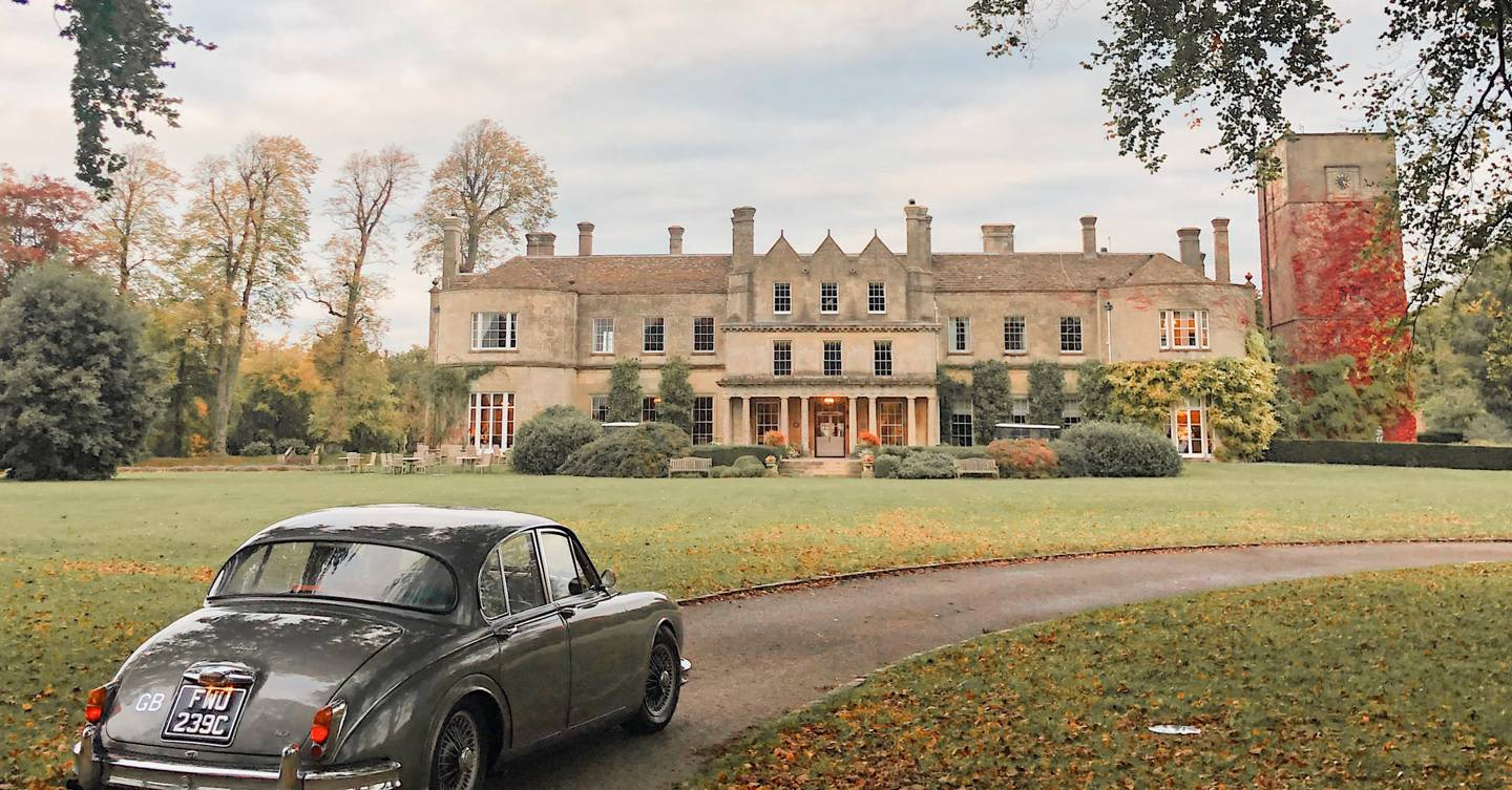 Win a foodie two-night stay at Lucknam Park Hotel