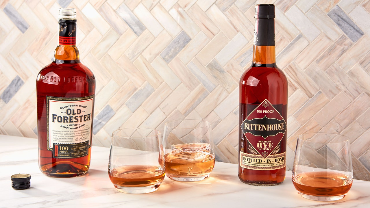 The Best Whiskey for Cocktails and Sipping