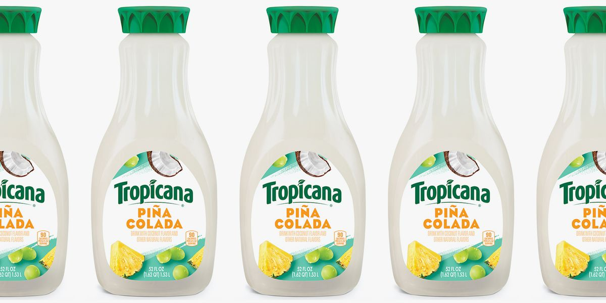 Tropicana Is Kicking Off Summer With Four New Island-Inspired Juices