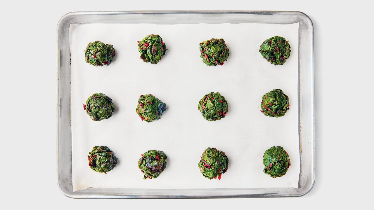 Squeeze and Freeze Your Greens for Quicker Weeknight Cooking