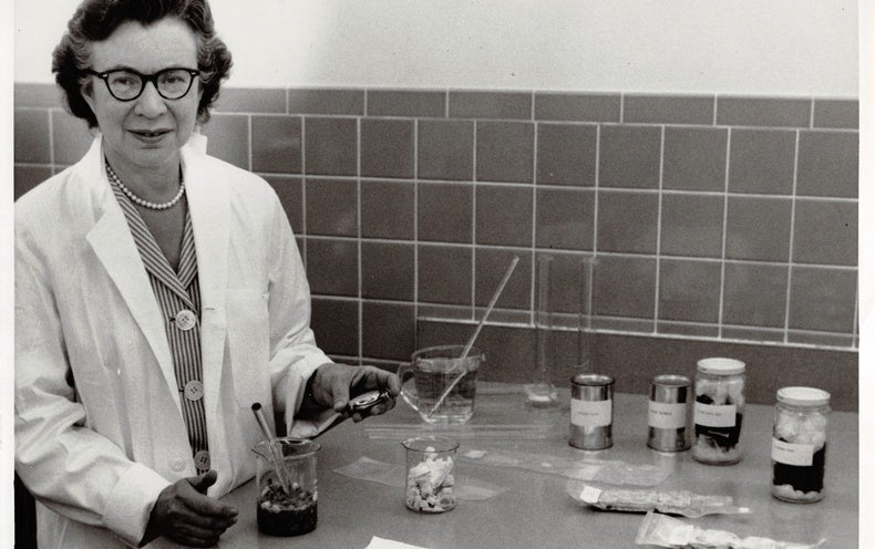 Beatrice Finkelstein, the Woman Who Fed the Astronauts