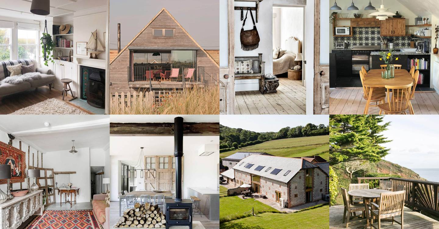 The best Airbnbs in the UK for groups: 10 houses for six people