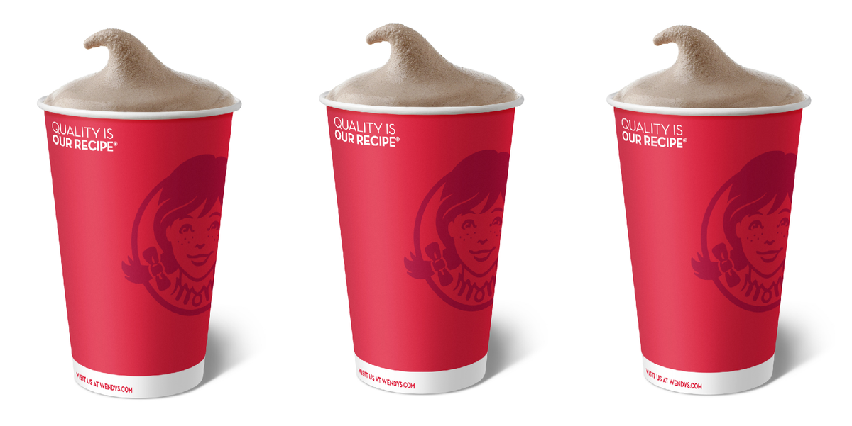 Wendy's Is Giving Out Free Frostys Throughout June