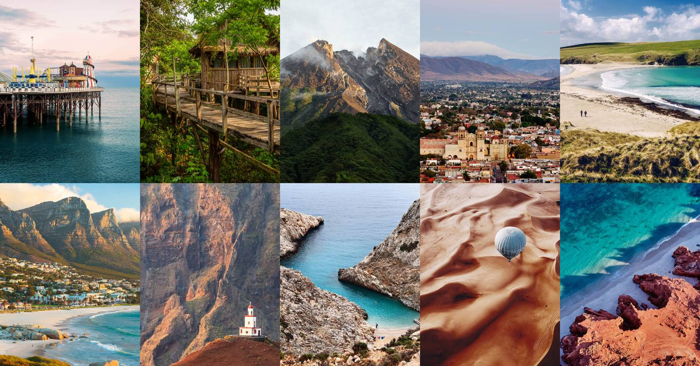 The best holiday destinations for 2021