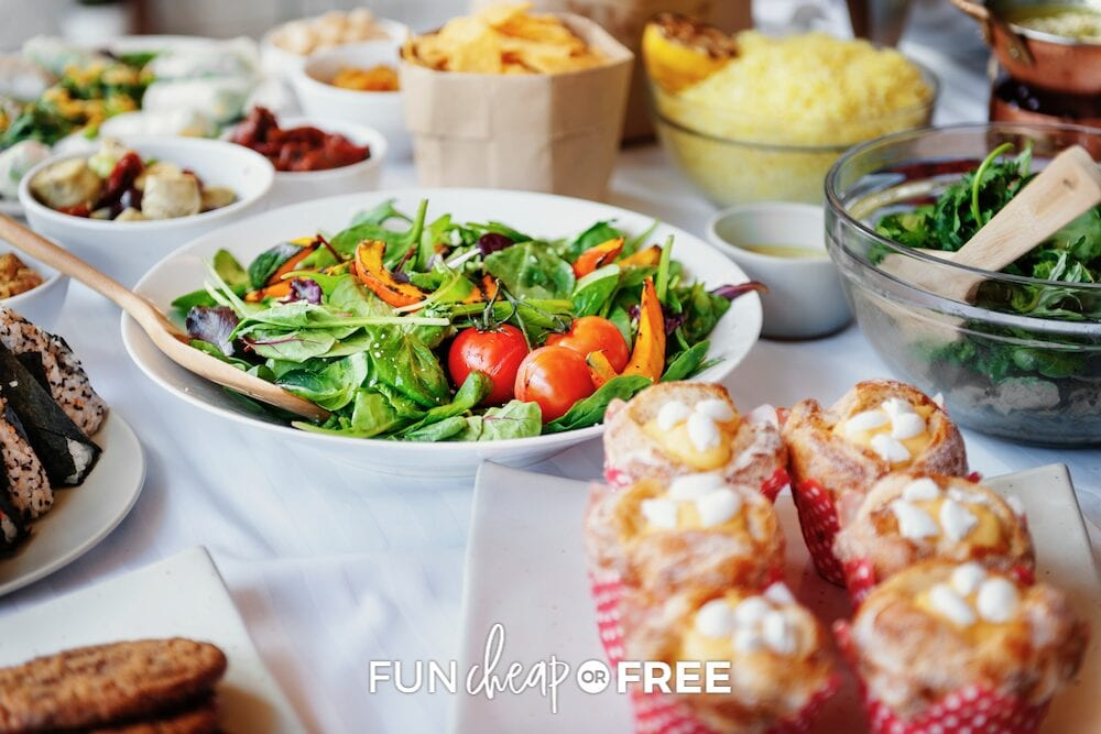 Party Food Ideas for Feeding a Crowd on the Cheap!