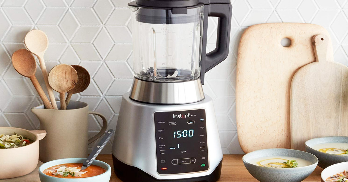 Instant Pot Ace Cooking Blender Only $79.99 Shipped on Macys.com (Regularly $188)