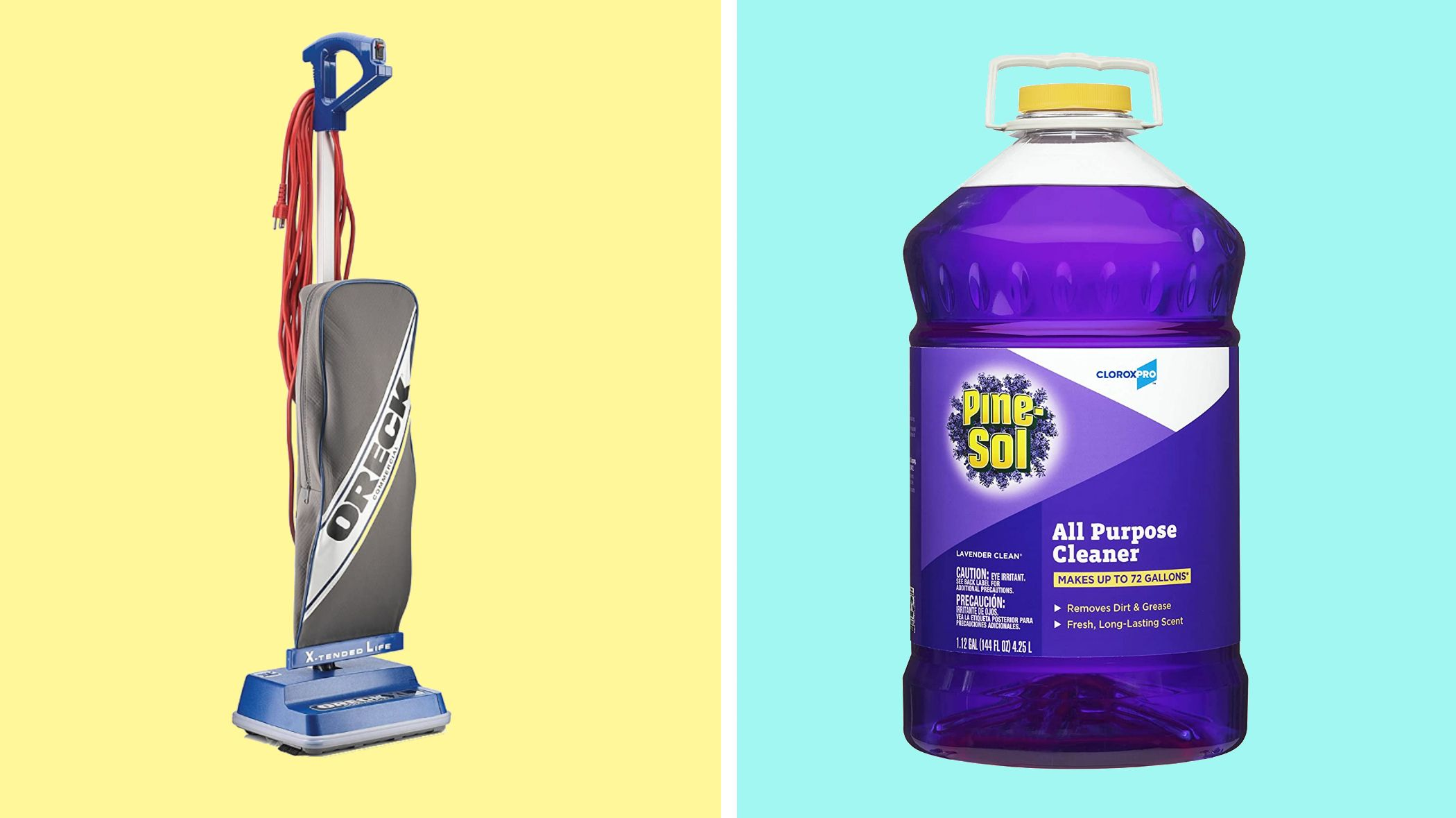 Freshen Up Your Home While Saving Money With Deals From Amazon's Spring Cleaning Store