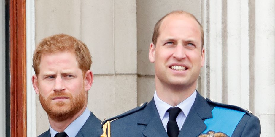 """Prince William Thinks Prince Harry \""""Twisted The Truth\"""" And Is Taking A \""""Cheap Shot\"""""""